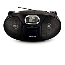 AZ382/12  CD Soundmachine