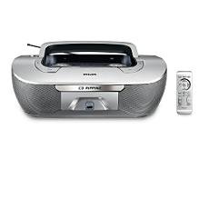 AZ3830/12 -    CD-soundmachine
