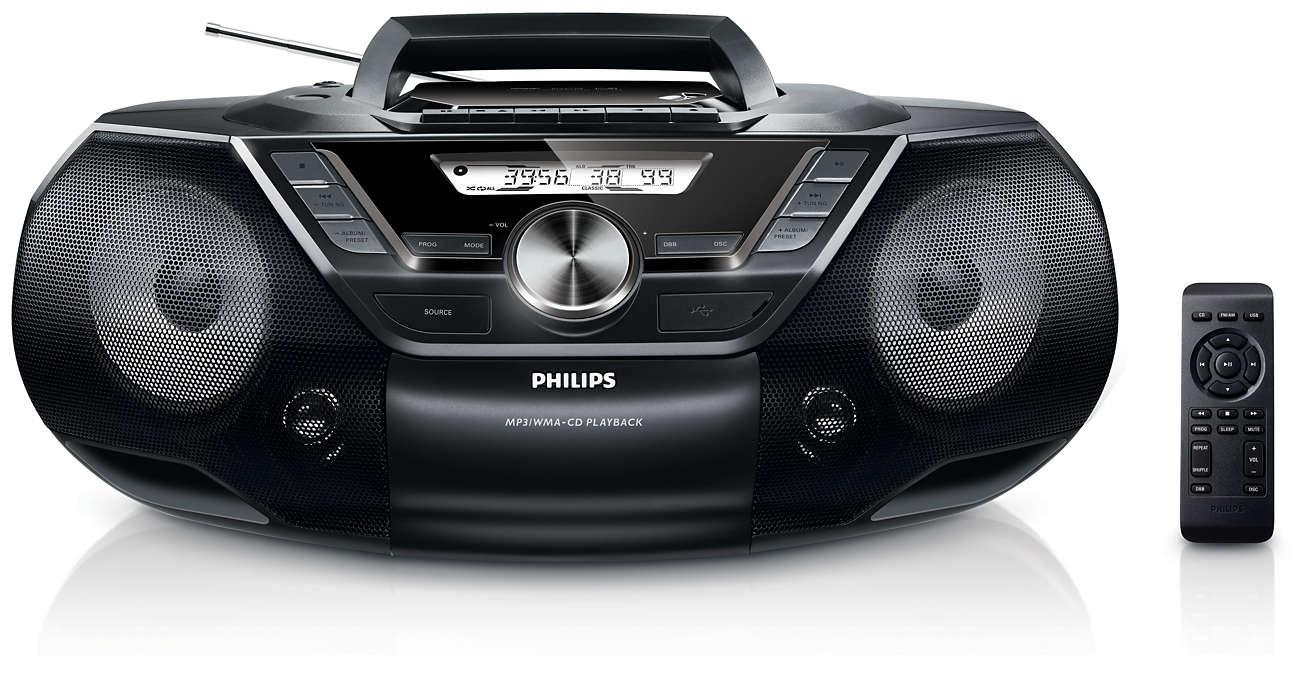 Мощная портативная аудиосистема