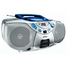 AZ5130/00C -    CD-soundmachine