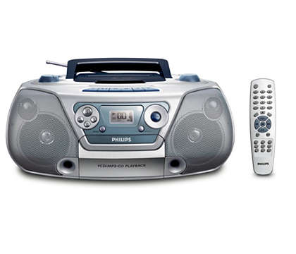 VCD / MP3-CD Soundmachine