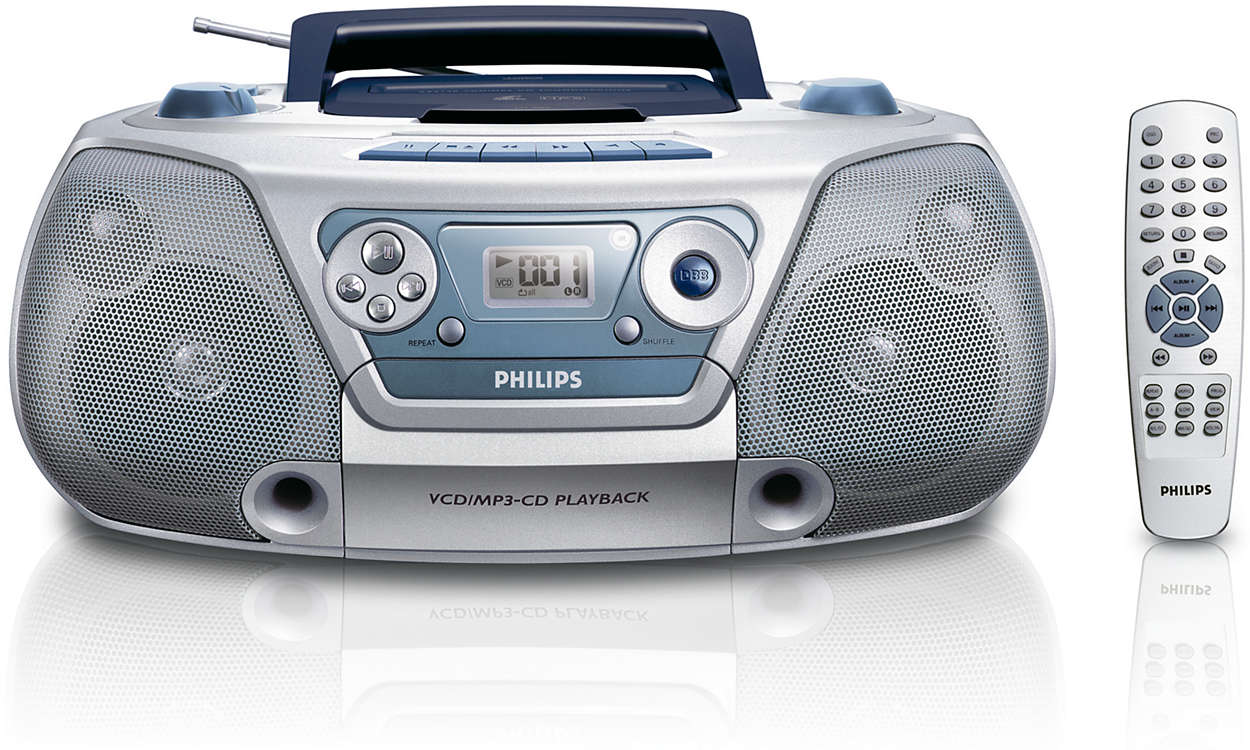 เครื่องเล่น VCD / MP3-CD