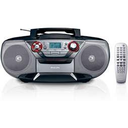 DVD soundmachine