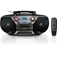AZ5740/55  DVD Soundmachine