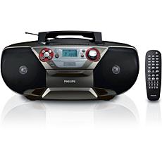 AZ5740/77  DVD Soundmachine