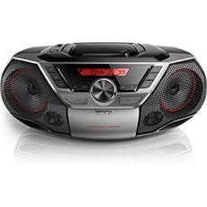 AZ700T/12 -    CD Soundmachine