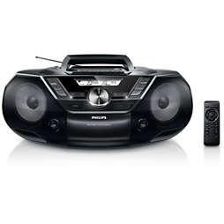 CD Soundmachine -soitin