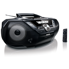 AZ787/93  CD Soundmachine
