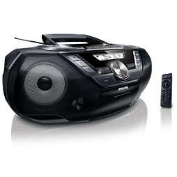 Stereo CD