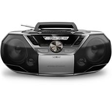 AZ790/12  CD-soundmachine