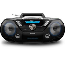 AZB798T/12 -    CD skaņas iekārta
