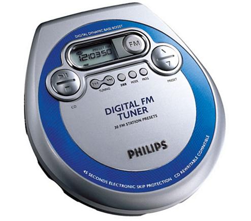 portable cd player azt3202 17 philips. Black Bedroom Furniture Sets. Home Design Ideas