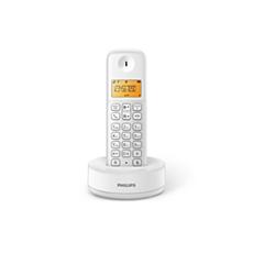 B1501W/FR  Téléphone fixe sans fil