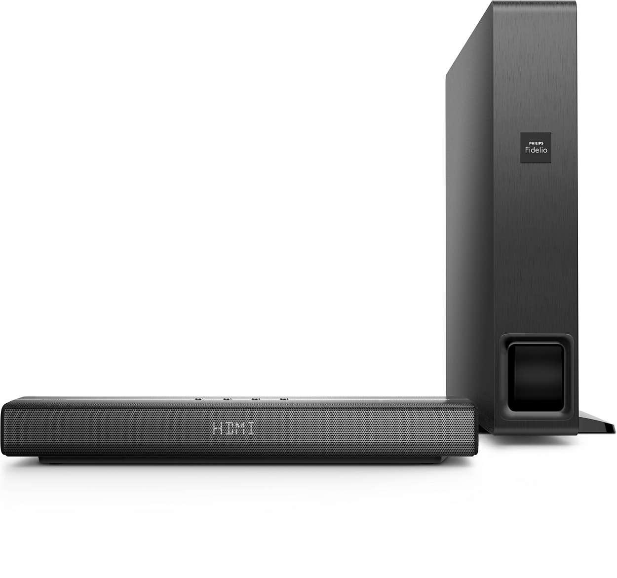 nano cinema speaker b1 12 fidelio. Black Bedroom Furniture Sets. Home Design Ideas