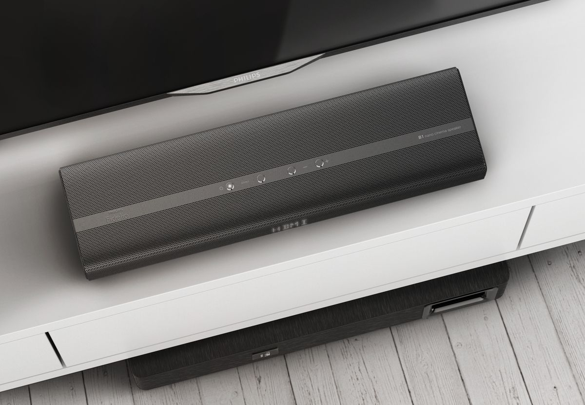 Philips Fidelio Soundbar B1/12