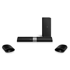 B5/12 Philips Fidelio SoundBar SoundBar-högtalare