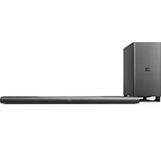 B8/12 Philips Fidelio SkyQuake soundbar speaker