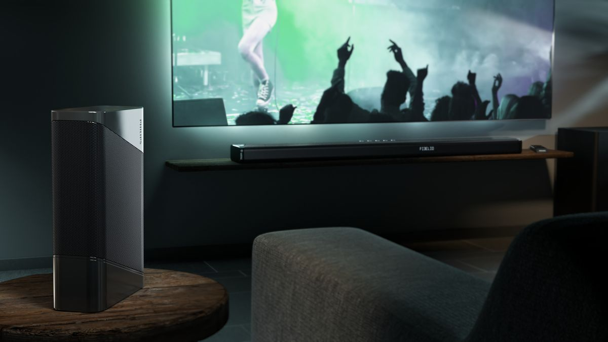 Philips Audio 2020: Soundbar B97/10 mit DTS Play-Fi, Dolby Atmos, IMAX Enhanced und eARC