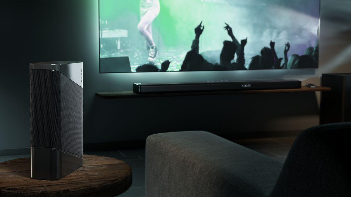 Philips Audio 2020: Soundbar B97/10 mit DTS Play-Fi, Dolby Atmos, IMAX Enhanced und eARC