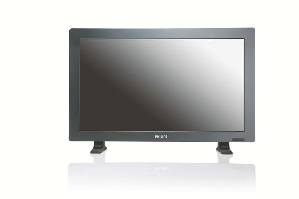 Innovativ skärm för allmän visning inomhus