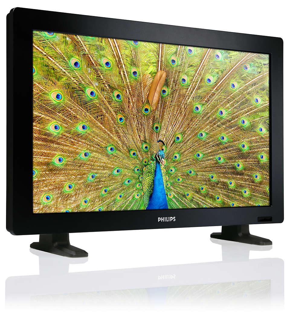 Der beste Allround-Monitor für Public Signage