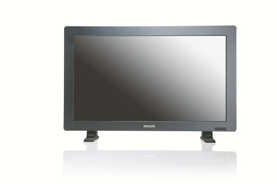 Innovadora pantalla pública para aplicaciones en interiores