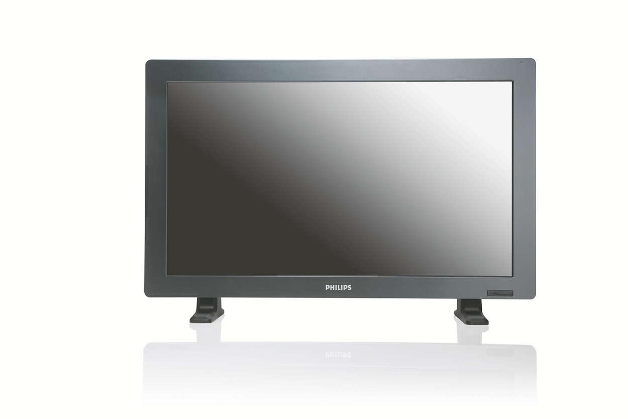Moniteur multimédia pour applications intérieures