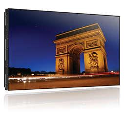 Display video wall