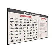 Signage Solutions E-Line-skärm