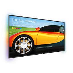 Signage Solutions Q-Line Display