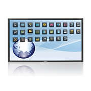 Signage Solutions Multi-touchdisplay