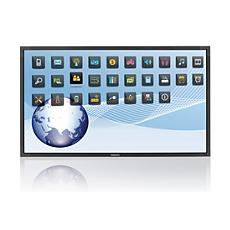 BDL5554ET/00  Дисплей Multi-Touch