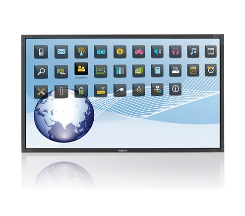 Multi-Touch Display BDL5556ET/00 | Philips