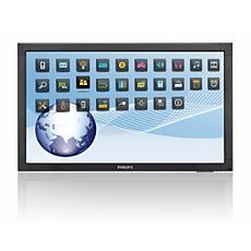 BDL6524ET/00  Monitor multitátil