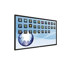 Seria monitorów wielodotykowych