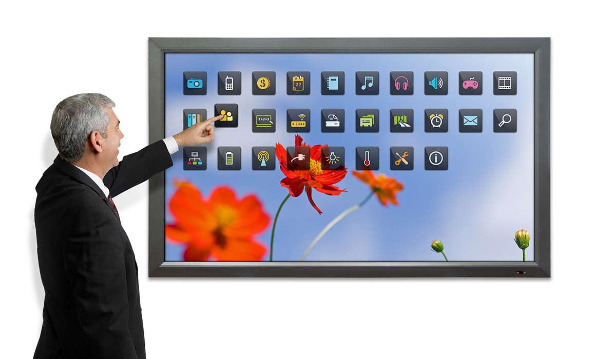 Entrez dans une nouvelle ère d'interactivité