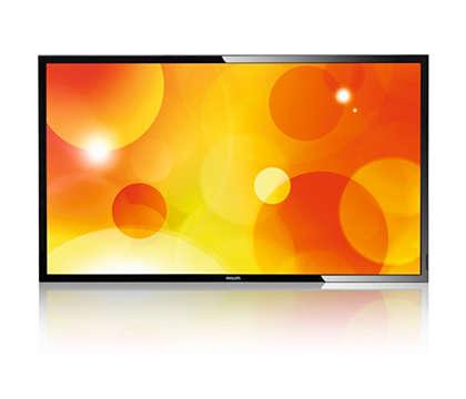 Ultra HD -näyttö vie kosketusnäytön