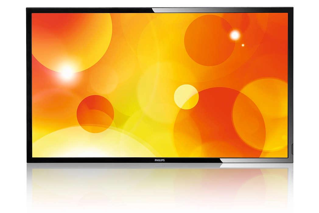 Scopri un nuovo livello di multi-touch