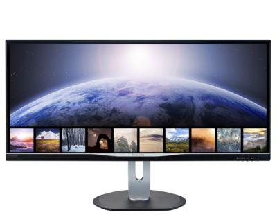 Philips BDM3470FP LCD Monitor XP