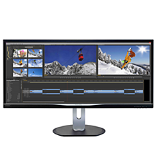 BDM3470UP/00  UltraWide-LCD-Display mit MultiView