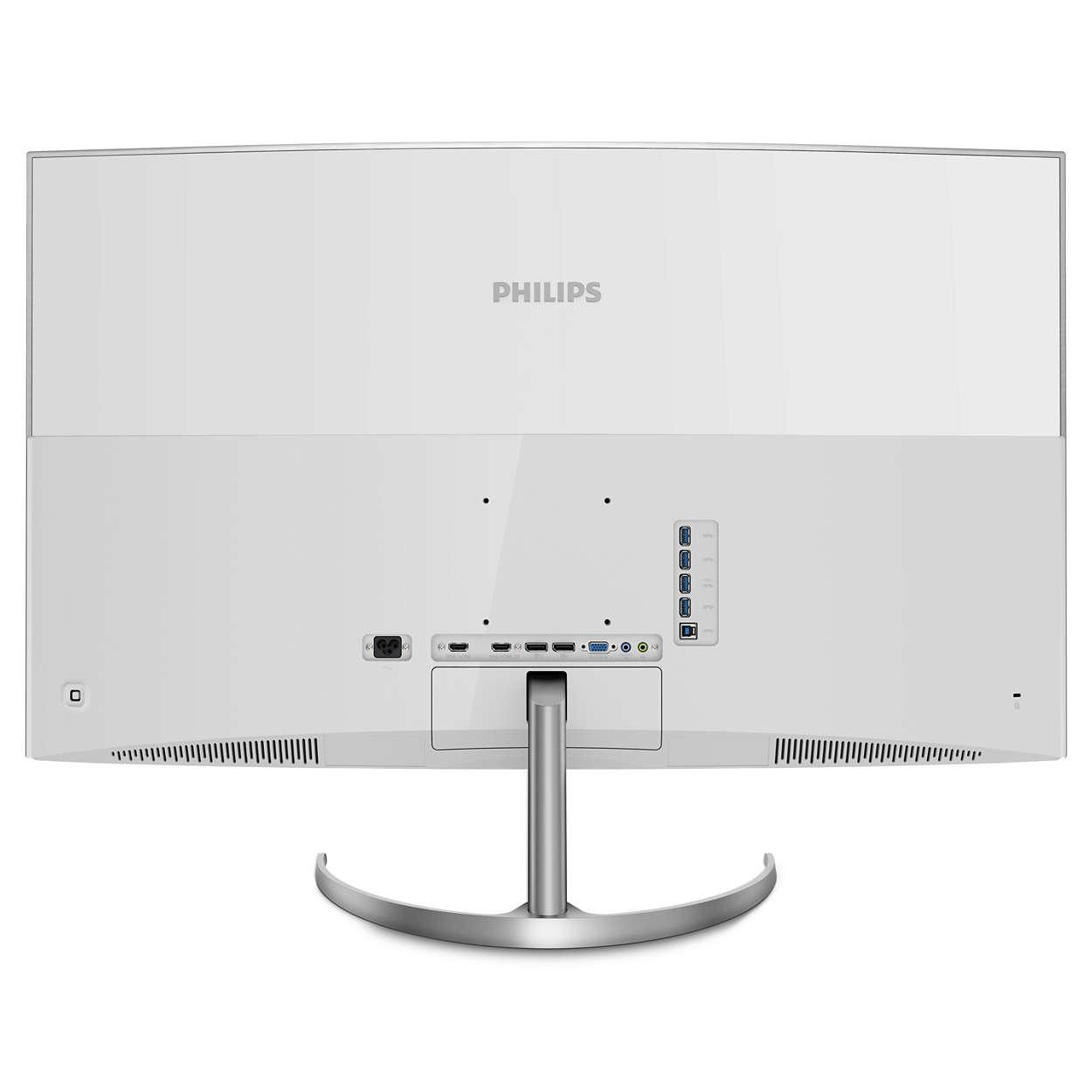 ef8d25b66 4K Ultra HD LCD displej s funkcí MultiView BDM4037UW/00 | Philips