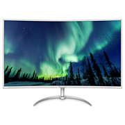 Brilliance Pantalla LCD 4K Ultra HD con MultiView