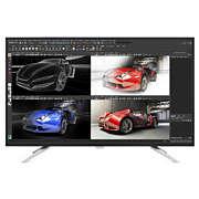 Brilliance 4K Ultra HD, pantalla LCD