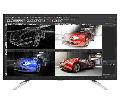 دقة 4K Ultra High Definition