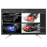 Brilliance 4K Ultra HD، شاشة LCD