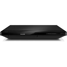 BDP2100/12 -    Blu-ray Disc-/DVD-speler
