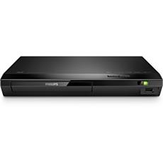 BDP2385/12 -    Blu-ray Disc-/DVD-speler