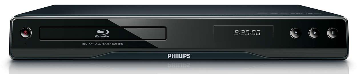 Objevte technologii Blu-ray