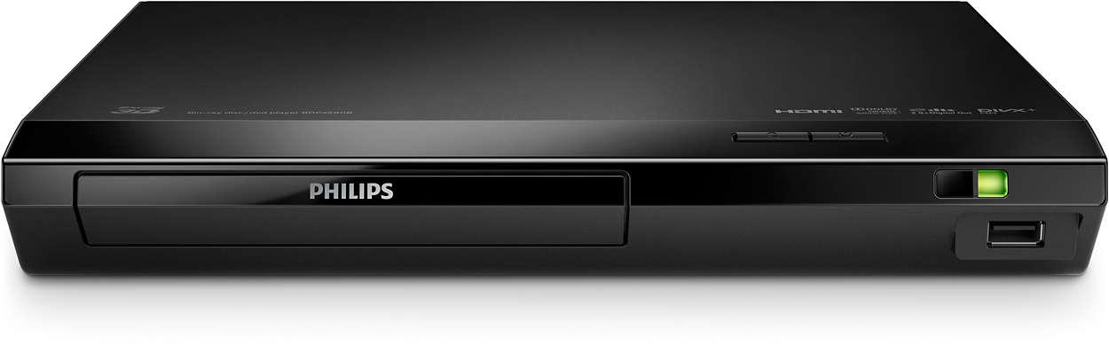 El reproductor de Blu-ray de Philips más rápido hasta la fecha