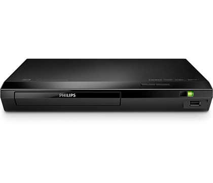Le plus rapide des lecteurs Blu-ray Philips